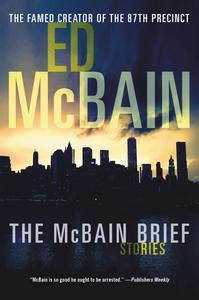 Ebook in inglese The McBain Brief McBain, Ed