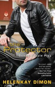 The Protector: Games People Play - HelenKay Dimon - cover