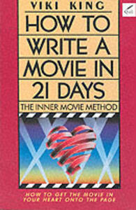 How to Write Movie in 21 Days - Viki King - cover