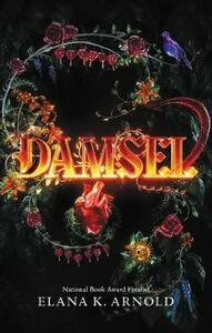 Damsel - Elana K. Arnold - cover