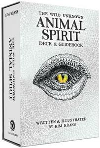 The Wild Unknown Animal Spirit Deck and Guidebook (Official Keepsake Box Set) - Kim Krans - cover