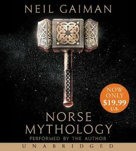 Norse Mythology [Unabridged CD] - Neil Gaiman - cover