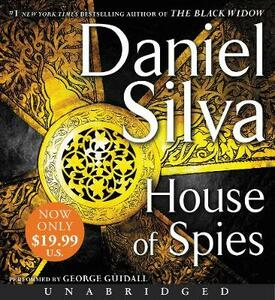 House of Spies Low Price CD - Daniel Silva - cover