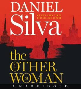 The Other Woman CD - Daniel Silva - cover