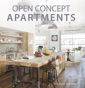 Open Concept Apartments - Francesc Zamora - cover