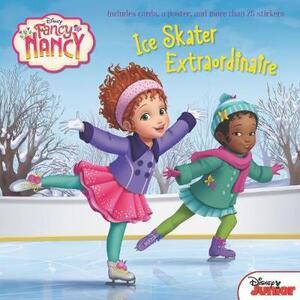 Disney Junior Fancy Nancy: Ice Skater Extraordinaire - Krista Tucker - cover