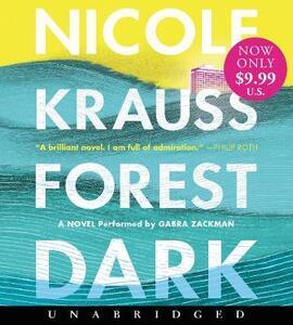 Forest Dark - Nicole Krauss - cover