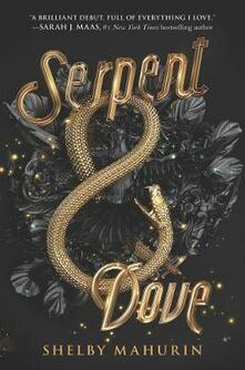 Serpent & Dove - Shelby Mahurin - cover