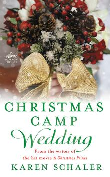 Christmas Camp Wedding