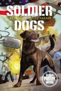 Soldier Dogs: Attack on Pearl Harbor - Marcus Sutter - cover