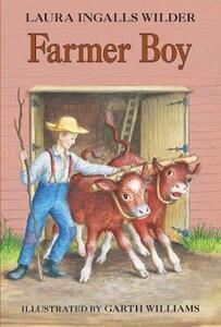 Farmer Boy - Laura Ingalls Wilder - cover