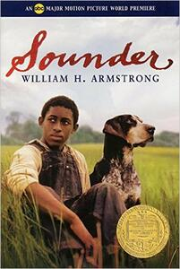 Sounder CD - William Armstrong - cover
