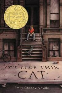It's Like This, Cat - Emily Cheney Neville - cover