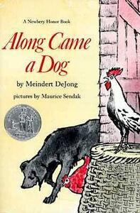 Along Came a Dog - Meindert Dejong - cover