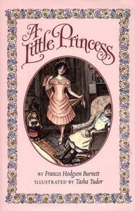 The Little Princess - Frances Hodgson Burnett - cover