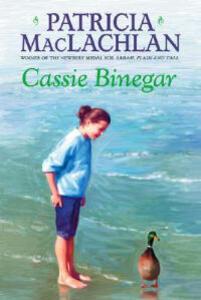 Cassie Binegar - Patricia MacLachlan - cover