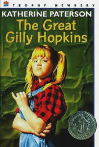 Great Gilly Hopkins - Katherine Paterson - cover