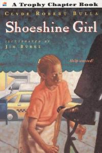 Shoeshine Girl - Clyde Robert Bulla - cover