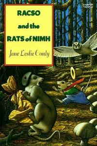 Racso and the Rats of NIMH - Jane Leslie Conly - cover