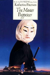Master Puppeteer - Katherine Paterson - cover