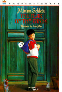 Year of the Panda - Miriam Schlein - cover