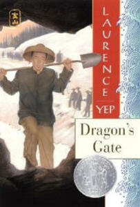 Dragon's Gate - Laurence Yep - cover