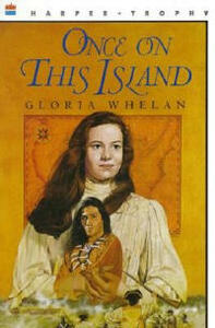 Once on this Island - Gloria Whelan - cover