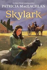Skylark - Patricia MacLachlan - cover