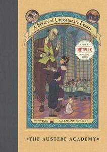 The Austere Academy - Lemony Snicket - 3