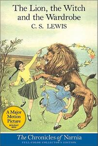 The Lion, the Witch, and the Wardrobe - C. S. Lewis - cover