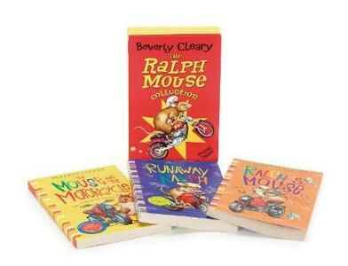 Ralph Mouse Collection - Beverly Cleary - cover