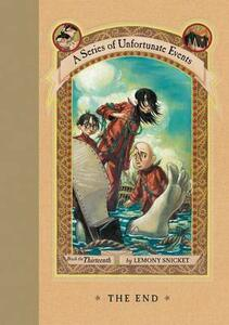 The End - Lemony Snicket - cover