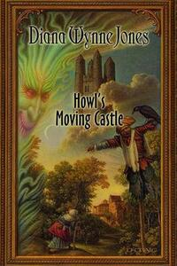 Howl's Moving Castle - Diana Wynne Jones - cover