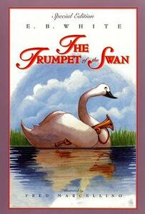 Trumpet of the Swan - E. White - cover