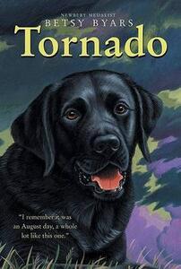Tornado - Betsy Byars - cover