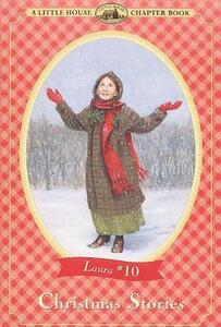 Christmas Stories - Laura Ingalls Wilder - cover