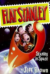 Stanley in Space - Jeff Brown - cover