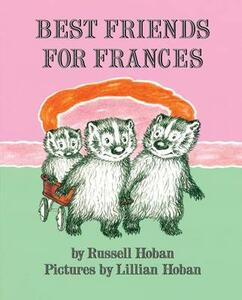 Best Friends for Frances - Russell Hoban - cover