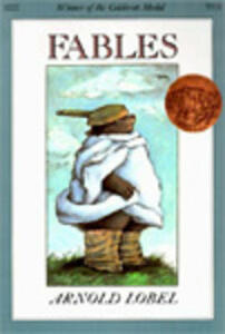 Fables - Arnold Lobel - cover