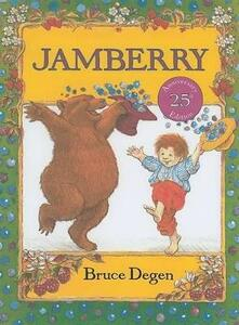 Jamberry - Bruce Degen - cover