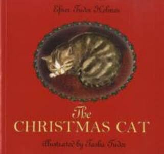 The Christmas Cat - Efner Tudor Holmes - cover