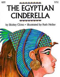 Egyptian Cinderella - Shirley Climo - cover
