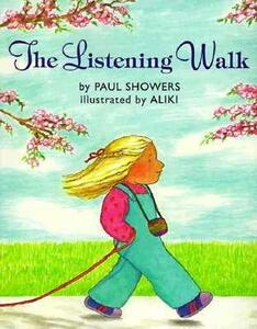 The Listening Walk - Paul Showers - cover