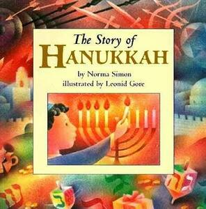 Story of Hanukkah - Norma Simon - cover