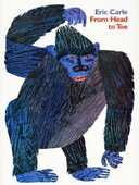 Libro in inglese From Head to Toe Eric Carle