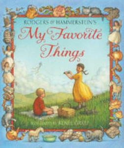 My Favorite Things - Richard Rodgers,Oscar Hammerstein - cover
