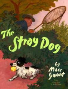 The Stray Dog - Marc Simont - cover