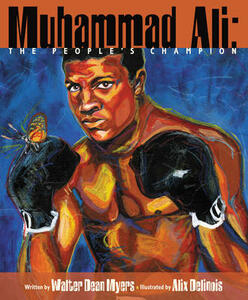 Muhammad Ali: The People's Champion - Walter Dean Myers - cover