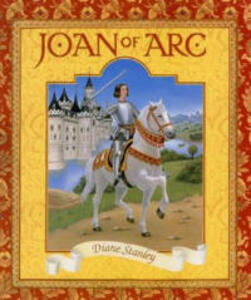 Joan of Arc - Diane Stanley - cover