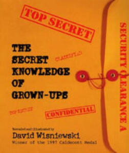 The Secret Knowledge of Grown-Ups - David Wisniewski - cover